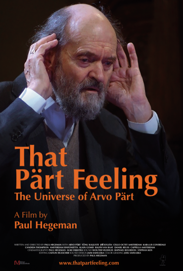 That Pärt Feeling - The Universe of Arvo Pärt