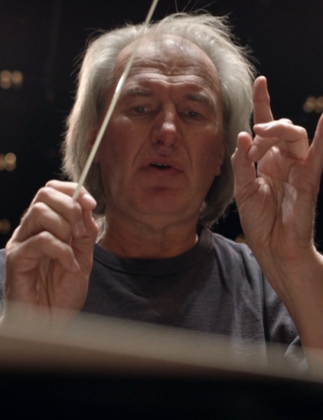 Tõnu Kaljuste - Dirigent