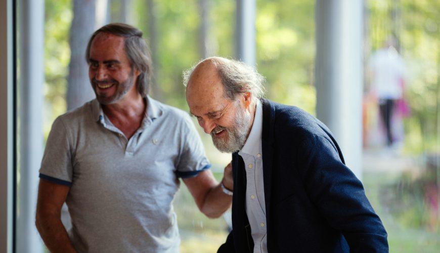 Paul Hegeman will present That Pärt Feeling at the Arvo Pärt Centre